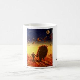 Shufflin towards the dawn coffee mug