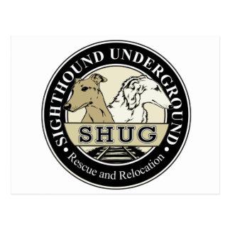 SHUG POSTCARD