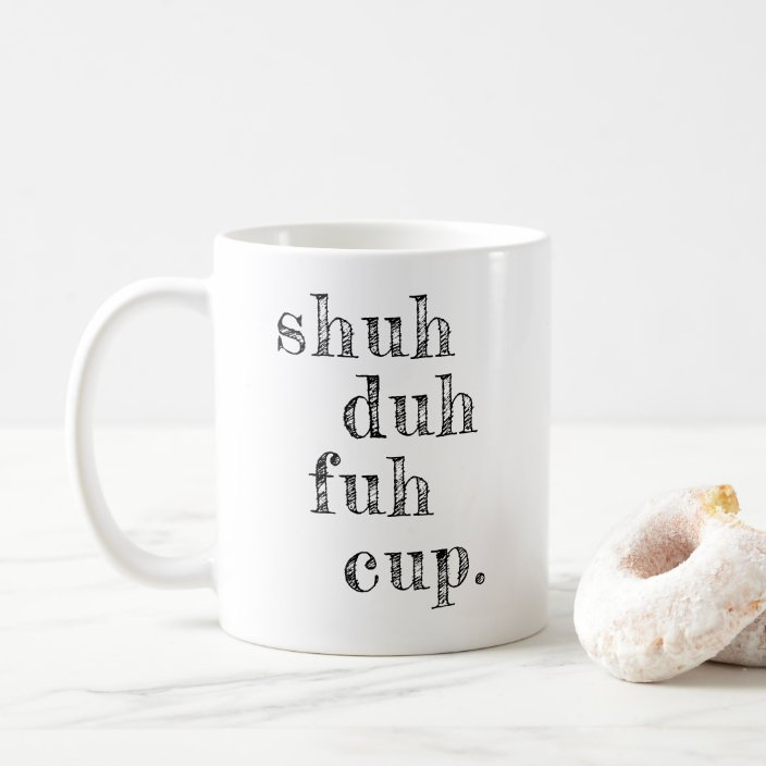 Duck Off Travel Mug Cup With Handle Funny Rude Joke Thermal Flask