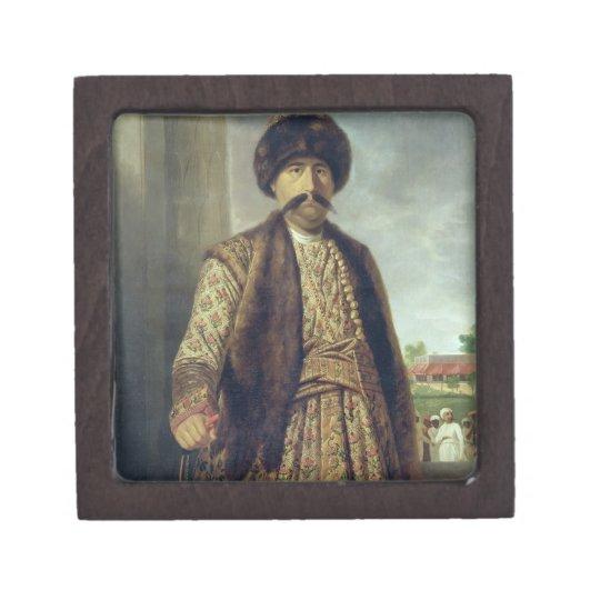 Shuja-ud-Dawlah (1754-75), Nawab of Oudh, 1772 (oi Gift Box