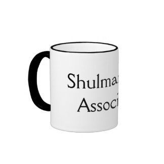 Shulman and Associates Ringer Mug