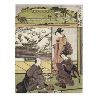 Shunsho Post Cards