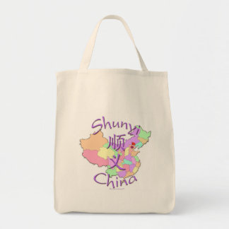 Shunyi China Tote Bag