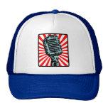 Shure 55S Vintage Microphone Hat