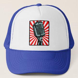 Shure 55S Vintage Microphone Trucker Hat