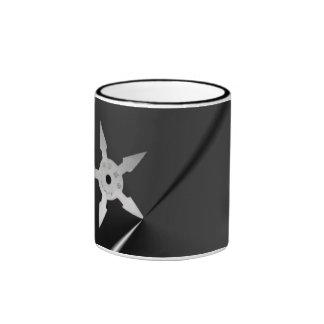 Shuriken Mug