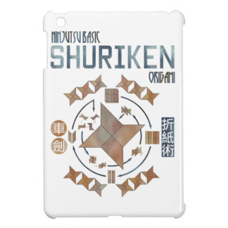 Shuriken Origami Cover For The iPad Mini