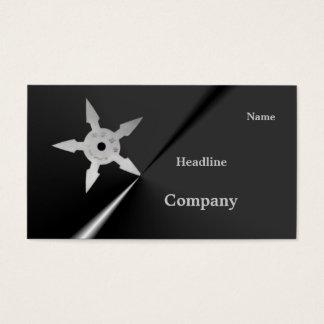Shuriken Profile Card