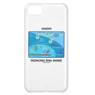 Shush! Silencing RNA Inside iPhone 5C Covers