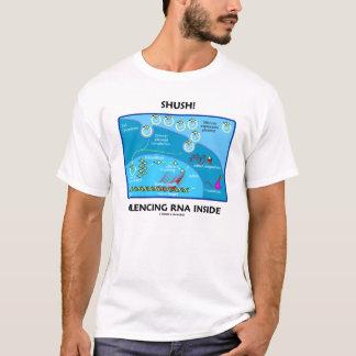 Shush! Silencing RNA Inside T-Shirt
