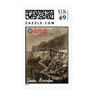Shusha, Azerbaijan Stamp
