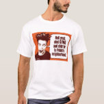 Shut Gitmo - Indignant Woman T-Shirt