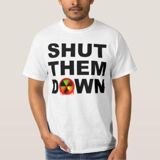 Shut Them Down No Meltdown T-Shirt