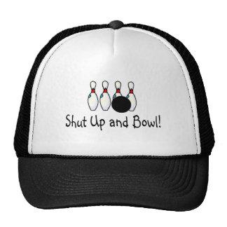 Shut Up and Bowl 2 Trucker Hat