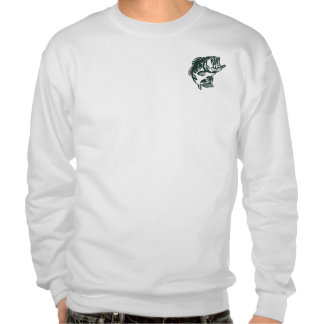 Shut Up and Fish Sweatshirt