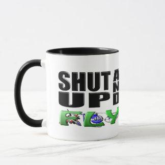 SHUT UP AND FLY (Aircraft) Mug