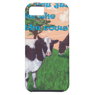 Shut Up and Graze iPhone SE/5/5s Case