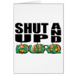 SHUT UP AND HURL (Punkin' Chunkin') Cards