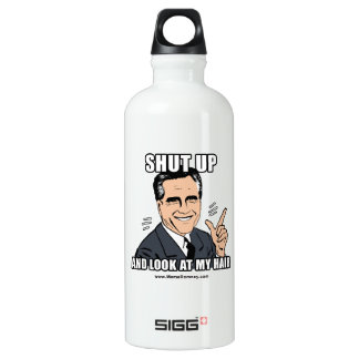 SHUT UP AND LOOK AT MY HAIR SIGG TRAVELER 0.6L WATER BOTTLE