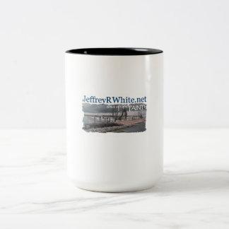 Shut up and Paint 1 Two-Tone Coffee Mug