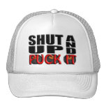 SHUT UP AND PUCK IT MESH HATS