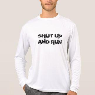 Shut Up and Run Shirt