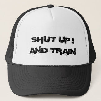 Shut Up And Train Hat 2nd
