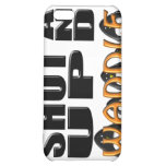 SHUT UP AND WADDLE (Penguins) Case For iPhone 5C