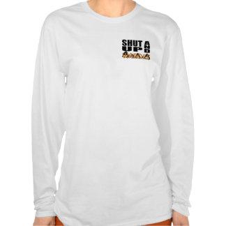 SHUT UP AND WADDLE (Penguins) Tee Shirt