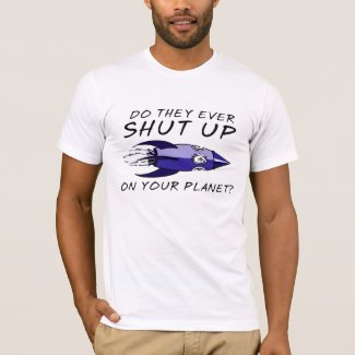 Shut Up Funny Shirt Insult Humor