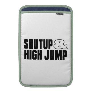 Shut up & HIGH JUMP Sleeve For MacBook Air