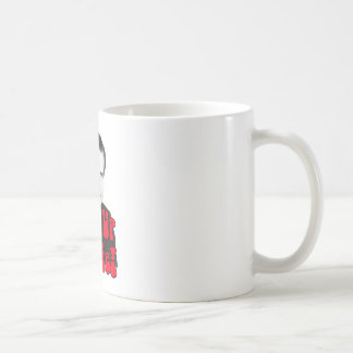 Shut Up Hippie -- Richard Nixon Coffee Mug