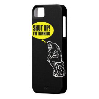 Shut up I'm thinking iPhone SE/5/5s Case