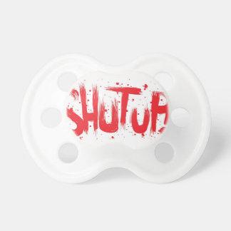 SHUT UP! PACIFIER