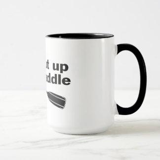 Shut Up & Paddle Mug