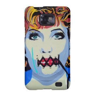 'Shut Up'  Samsung Galaxy S (T-Mobile Vibrant) Galaxy S2 Case