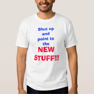 """""""Shut Up!"""" Scrappr's SHIRT"""