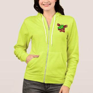 Shutter Bug - Ladies Fleece Zip Jacket