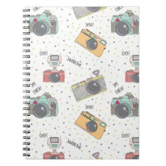Shutterbug Camera Notebook
