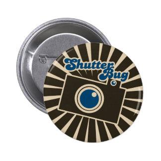 Shutterbug Pin Redondo 5 Cm