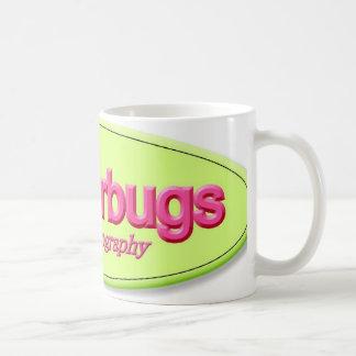 Shutterbugs ovales tazas de café