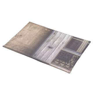 Shuttered Placemat