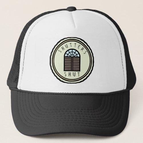 shutters hi res trucker hat