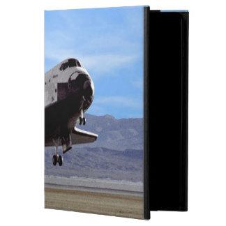 Shuttle Atlantis Landing at Edwards Case For iPad Air