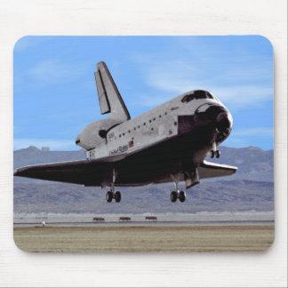 Shuttle Atlantis Landing at Edwards Mouse Pad