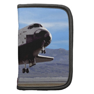 Shuttle Atlantis Landing at Edwards Organizers