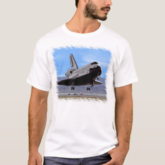Shuttle Atlantis Landing at Edwards T-Shirt