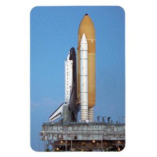Shuttle Atlantis STS-86 Rollout Magnet