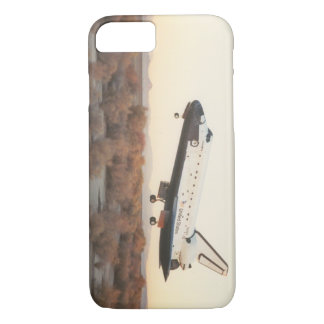Shuttle before landing_Space iPhone 7 Case