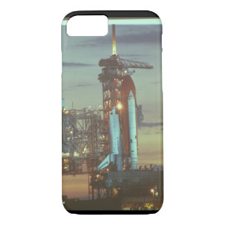 Shuttle before launch_Space iPhone 7 Case